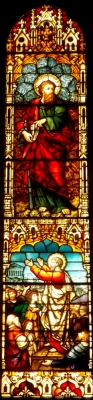 Chapman Stained Glass For Sale - 25