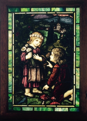 Chapman Stained Glass For Sale - 15