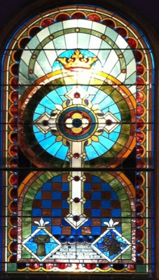Chapman Stained Glass For Sale - 1
